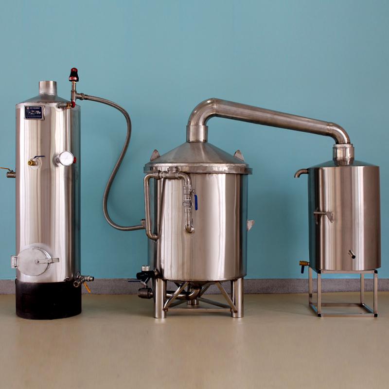 100型锅炉设备